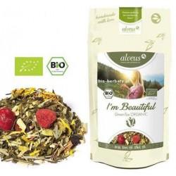 "ALVEUS herbata BIO – ORGANIC ""I'm Beautifull – Jestem Piękna"""