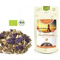 "ALVEUS herbata BIO – ORGANIC ""Boost & Energy – Moc i Energia"""