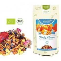 """ALVEUS herbata """"Funky Flower – Szalone Kwiaty"""" - 100g"""