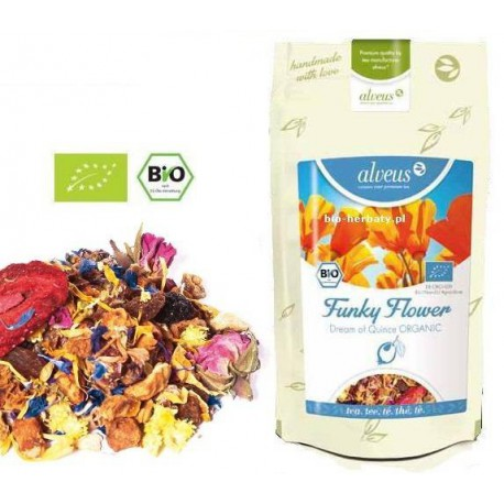 """ALVEUS herbata """"Funky Flower –Szalone Kwiaty"""""""