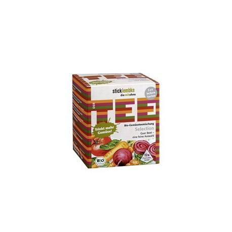 """BIO napar warzywny """"Selection"""", veggie herbata warzywna, ORGANIC TEA"""