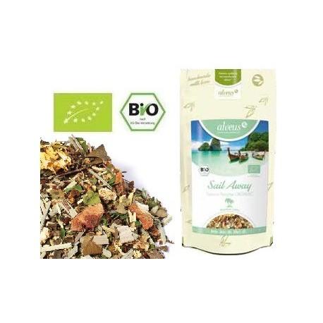 ALVEUS herbata Icetea Sail Away bio ekologiczna organic cena