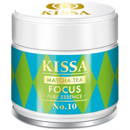 KISSA japońska herbata Matcha Focus BIO Organic cena