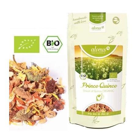 "ALVEUS herbata ""Prince Quince"" bio herbaty pl cena sklep herbata ekologiczna"