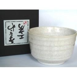japońska Miseczka / Matchawan / Czarka do herbaty Matcha BEJU, 200ml, biała