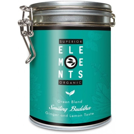 ALVEUS herbata BIO – ORGANIC Smiling Buddah puszka radosny budda cena sklep