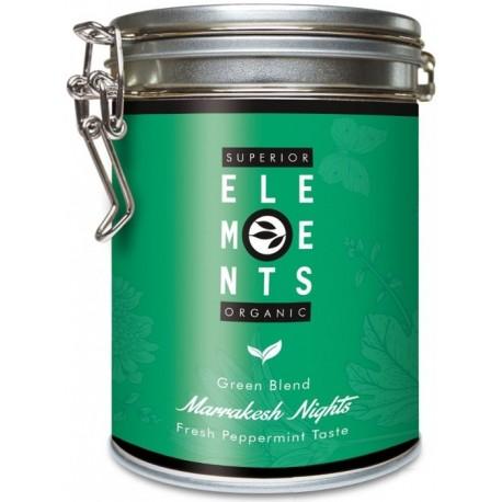 ALVEUS herbata BIO – ORGANIC Marrakesh Nights Marokanskie Noce Marakeszu puszka cena sklep