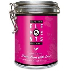 ALVEUS herbata Premium From Paris with Love Zakochani w Paryżu zielona Sencha White Monkey owocowa sklep cena