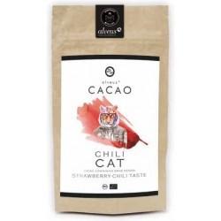 """ALVEUS Kakao BIO / Organic """"CHILI CAT"""" - 125g"""