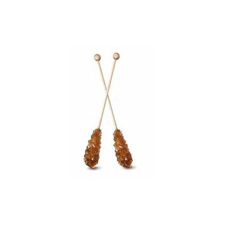 Kandis stick- pałeczka z brązowym cukrem