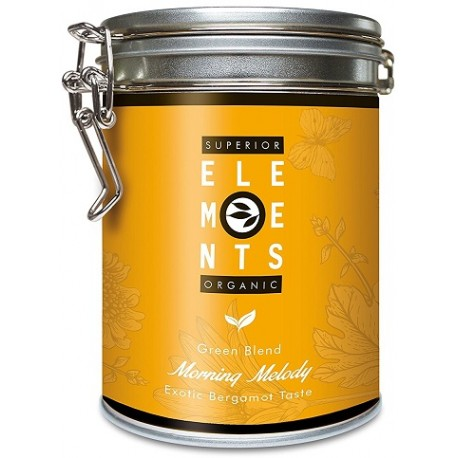 ALVEUS herbata BIO Organic Morning Melody Light Poranek Poranny Blask puszka cena sklep