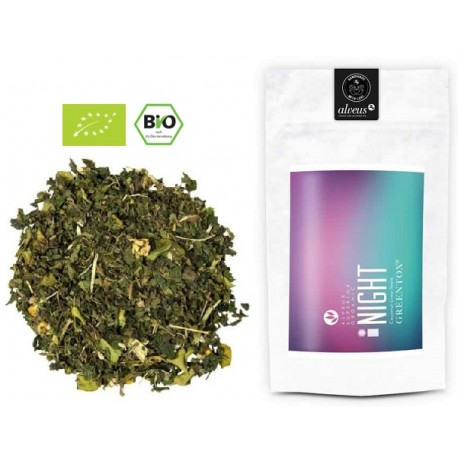 ALVEUS herbata BIO – ORGANIC Night GreenTox Detoks dobra noc sklep cena