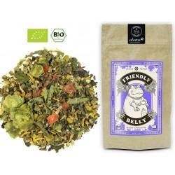 ALVEUS herbata ORGANIC BIO Herbal Friendly Belly Spokój Brzucha sklep cena