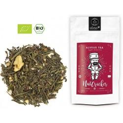 ALVEUS herbata zimowa owocowa BIO Organic Nut Cracker sklep cena