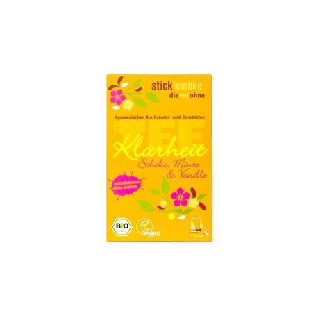 "Ajurweda - herbata ""Klarheit - Jasność"" - Kakao, mięta i wanilia ayurveda"