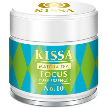 KISSA japońska herbata Matcha Focus BIO Organic moya cena sklep