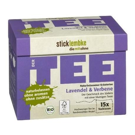 "Zestaw herbat Premium ""Selection"" - luksusowe BIO herbaty ekspresowe"