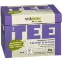 """Herbata Premium """"Lavendel & Verbene – Lawenda & Werbena"""""""