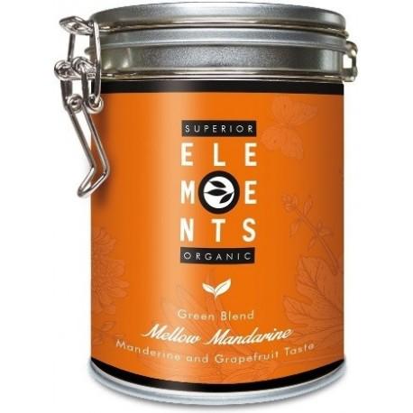 ALVEUS herbata Mellow Mandarine Soczysta Mandarinyka puszka sklep cena