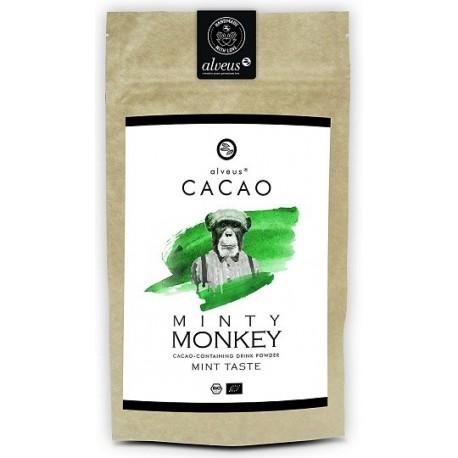 ALVEUS organiczne Kakao BIO ekologiczne z Matcha Minty Monkey sklep cena