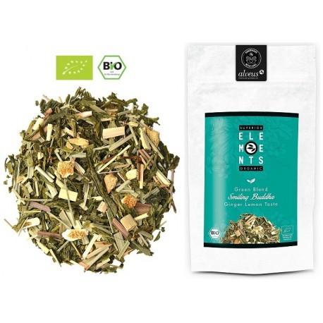 ALVEUS herbata BIO – ORGANIC Smilling Buddah torebka radosny budda wklad cena sklep