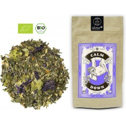 "ALVEUS herbata ""Calm Down"" - Herbal - 100g"