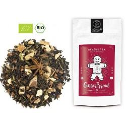 ALVEUS herbata zimowa owocowa BIO Organic Ginger Bread sklep cena