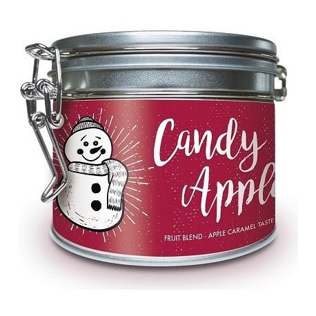 ALVEUS herbata zimowa owocowa BIO Organic Candy Apple puszka sklep cena