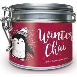 ALVEUS herbata zimowa owocowa BIO Organic Winter Chai puszka sklep cena
