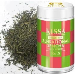 Herbata Kissa Sensational Sencha - japońska Sencha BIO ORGANIC zielona sklep cena