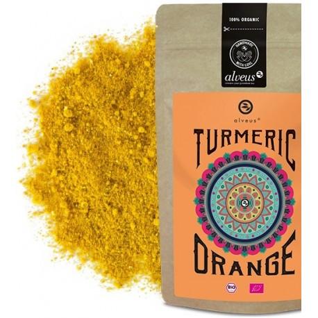 ALVEUS Turmeric Kurkuma Orange sposzkowany imbir pomarańcz wanilia cena sklep