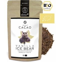 """ALVEUS Kakao BIO / Organic """"Ice Bear"""" - 125g"""