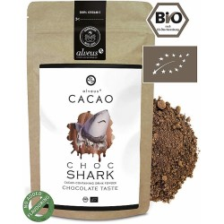 """ALVEUS Kakao BIO / Organic """"Choc Shark"""" - 125g"""