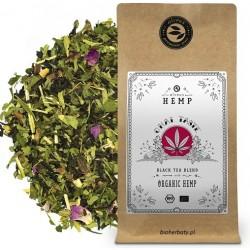 ALVEUS herbata konopna Hemp Tea Chai liście konopii sklep cena