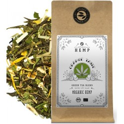 ALVEUS herbata konopna Hemp Tea Orange BIO - 100g