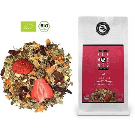 ALVEUS herbata Sweet Berry Love Owocowa Miłość Jagodowa Delicja sklep cena