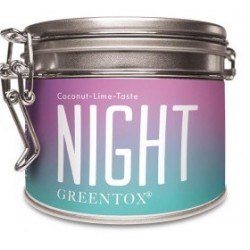 "ALVEUS herbata ""Night"" GreenTox - Puszka 50g"