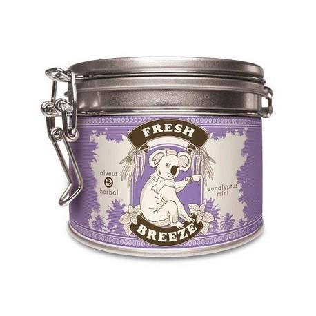 ALVEUS herbata ORGANIC BIO Herbal Fresh Breeze Poranna Bryza puszka sklep cena