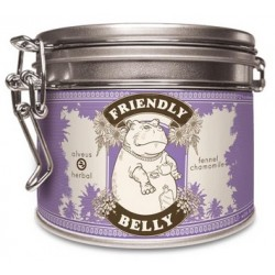"ALVEUS herbata ""Friendly Belly"" - Herbal - Puszka 50g"