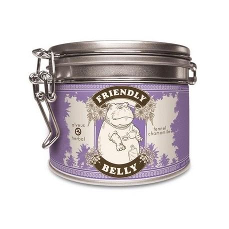 ALVEUS herbata ORGANIC BIO Herbal Friendly Belly Spokój Brzucha puszka sklep cena