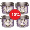 zestaw ALVEUS herbat ORGANIC BIO Herbal puszki sklep cena